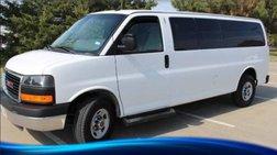 2015 GMC Savana Passenger LT 3500