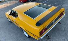 1971 Ford Mustang MACH 1 4-Speed SEE VIDEO!