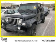 2004 Jeep Wrangler Unlimited