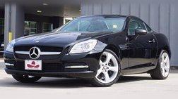 2012 Mercedes-Benz SLK-Class SLK 350
