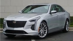 2019 Cadillac CT6 2.0T Premium Luxury