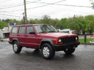 1998 Jeep Cherokee SE