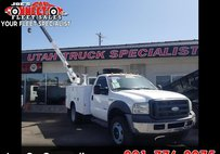 2007 Ford Super Duty F-450 4WD Reg Cab 141