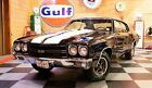 1970 Chevrolet  SS 454 LS6 4-Speed Triple Black REAL DOCUMENTED!