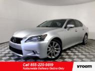 2015 Lexus GS 350 4dr Sedan