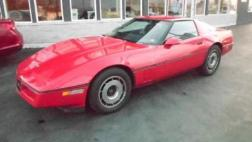 1985 Chevrolet Corvette Base