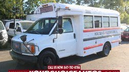 2002 GMC Savana Cutaway 3500 2dr Commercial/Cutaway/Chassis 139 177 in. WB
