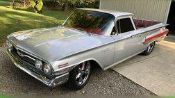 1960 Chevrolet El Camino Restomod