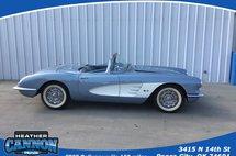 1959 Chevrolet  Frost Blue