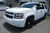 2008 Chevrolet Tahoe Police