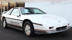 1984 Pontiac Fiero SE
