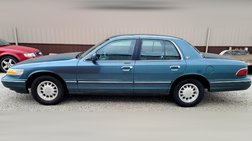 1996 Mercury Grand Marquis LS