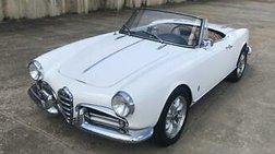 1958 Alfa Romeo Spider --