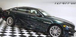 2016 Jaguar XJ Supercharged