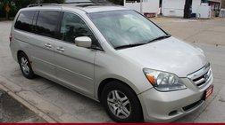 2006 Honda Odyssey EX L w/DVD 4dr Mini Van