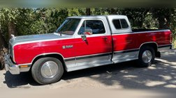 1990 Dodge RAM 250 Base