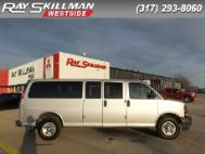 2017 Chevrolet Express LT 3500