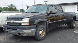 2004 Chevrolet Silverado 3500 Work Truck