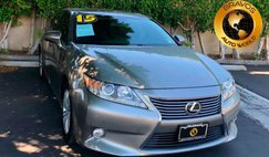 2015 Lexus ES 350 Crafted Line