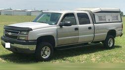 2005 Chevrolet Silverado 2500 2500HD LS