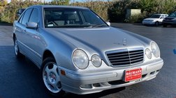 2000 Mercedes-Benz E-Class E 430 4MATIC