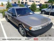 1988 Toyota Camry Base