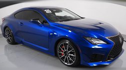 2020 Lexus RC F Base