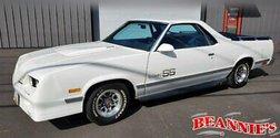 1986 Chevrolet El Camino Choo Choo Custom