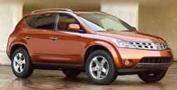 2003 Nissan Murano 4D Utility AWD