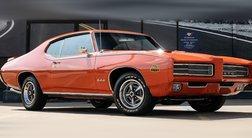 1969 Pontiac GTO Judge Tribute