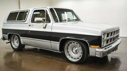 1981 GMC Jimmy Base