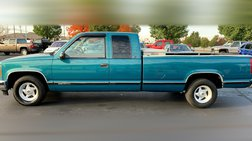 1997 GMC Sierra 1500 Ext. Cab 8-ft. Bed 2WD