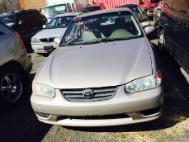 2002 Toyota Corolla 4dr Sdn LE Auto (Natl)