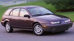 1999 Saturn S-Series SW2