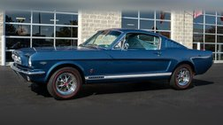 1965 Ford Mustang GT K-Code