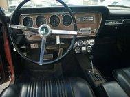 1967 Pontiac Clone To GTO