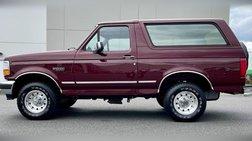 1994 Ford Bronco XLT