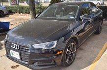 2019 Audi A4 2.0T Titanium