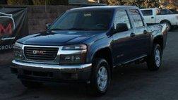 2005 GMC Canyon SLE Z71