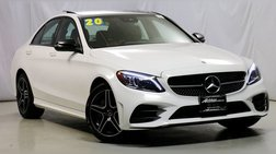 2020 Mercedes-Benz C-Class C 300 4MATIC