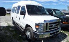 2012 Ford Econoline Cargo Van E-350 Super Duty