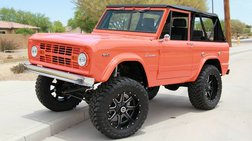 1967 Ford Bronco Custom