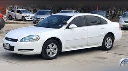 2011 Chevrolet Impala Police