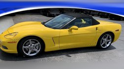 2007 Chevrolet Corvette Convertible LT2