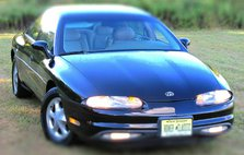 1997 Oldsmobile Aurora Base