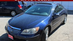 2006 Acura RL SH AWD w/Navi w/Tech 4dr Sedan System and Tech Package
