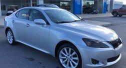 2010 Lexus IS 250 Base