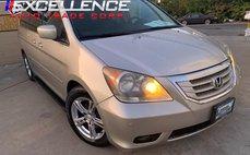 2008 Honda Odyssey Touring w/PAX