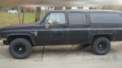 1984 Chevrolet Suburban K10