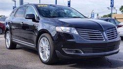 2019 Lincoln MKT Elite